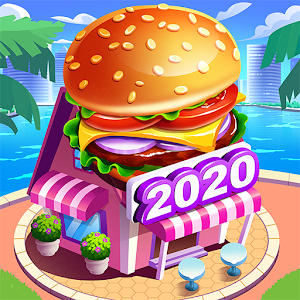 Cooking Marina - fast restaurant cooking games Online PC (Windows / MAC)