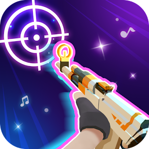 Beat Shooter - Gunshots Rhythm Game Online PC (Windows / MAC)