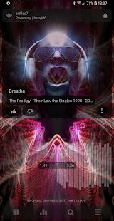 Poweramp Music Player (Trial) Screenshot