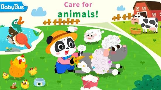 Baby Panda's Animal Farm for pc