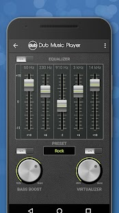 Dub Music Player - Free Audio Player, Equalizer 🎧 Screenshot