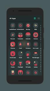 Sagon Icon Pack: Dark UI