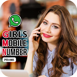 Girl Mobile Number Simulator Online PC (Windows / MAC)