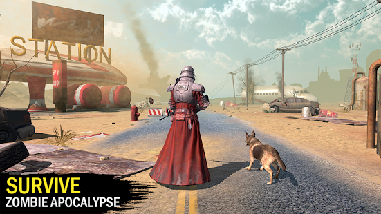 Zombie Survival: Wasteland for pc