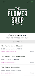 The Flower Shop - Cannabis Dispensary