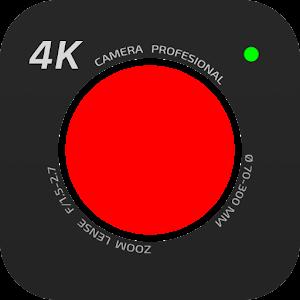 4K Camera - Filmmaker Pro Camera Movie Recorder Online PC (Windows / MAC)