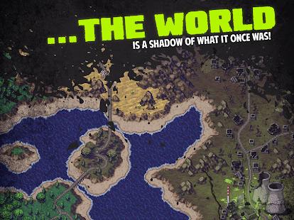 Idle Wasteland: RPG Survival