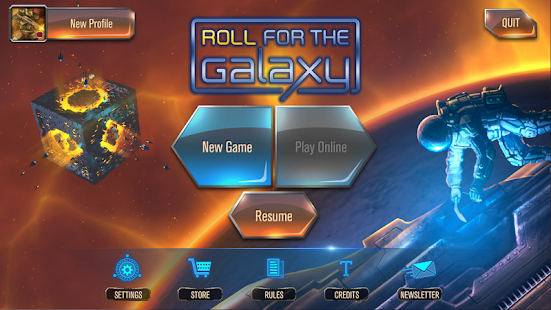 Roll for the Galaxy for pc