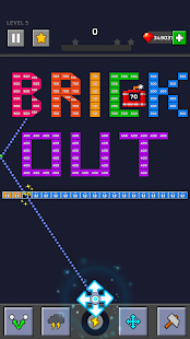 Brick Out - Shoot the ball for pc