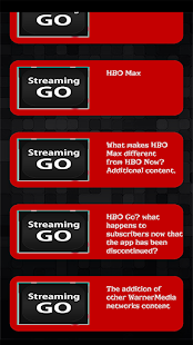 Streaming Guide for HBO GO TV for pc