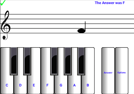 (light) learn sight read music notes piano tutor for pc