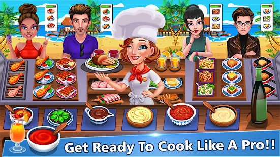 Cooking Chef - Food Fever for pc