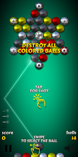 Magnet Balls: Match-Three Physics Puzzle for pc
