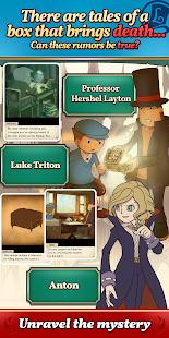 Layton: Diabolical Box in HD
