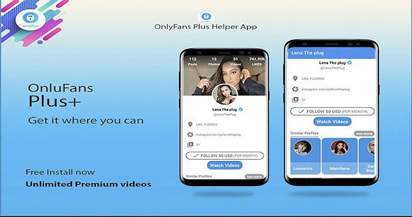 OnlyFans++ Unlimited Videos & Real Fans Helps for pc