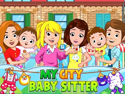 My City : Babysitter for pc