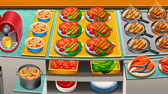 Cooking Food Chef & Restaurant Games Craze for pc