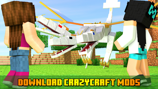CrazyCraft Mods - Addons and Modpack for pc