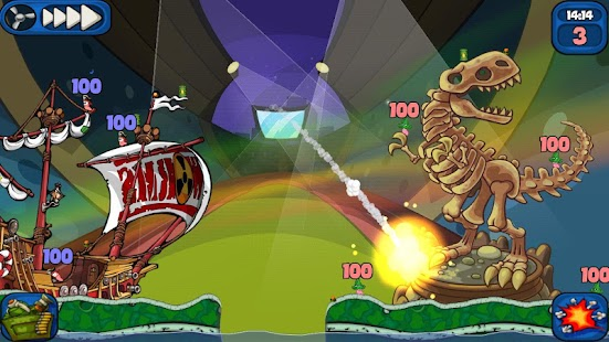 Worms 2: Armageddon for pc