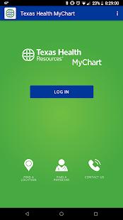 Texas Health MyChart for pc