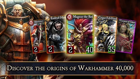The Horus Heresy: Legions – TCG card battle game for pc