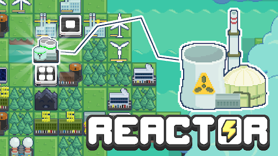 Reactor ☢️ - Idle Manager- Energy Sector Tycoon for pc