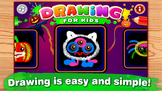 Drawing for Kids and Toddlers! Painting Apps! for pc