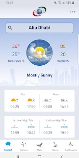 UAE Weather for pc
