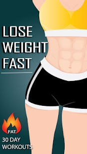 Fat Burning Workout – fast weight loss exercises for pc