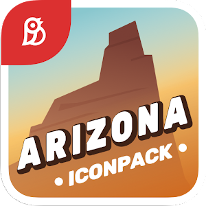 Arizona - Flat One UI Icon Pack Online PC (Windows / MAC)