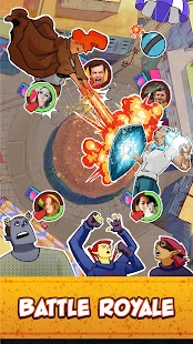 Lockdown Brawl: Battle Royale Card Duel Arena CCG for pc