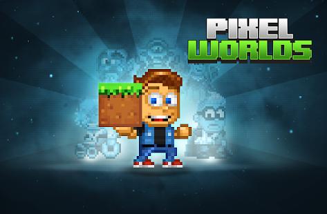 Pixel Worlds: MMO Sandbox for pc