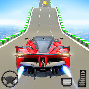 Mega Ramp Car Stunts: Stunt Car Games 2020 Free Online PC (Windows / MAC)