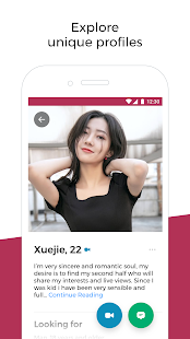ChinaLove: dating app for Chinese singles