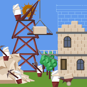 Idle Tower Builder: construction tycoon manager Online PC (Windows / MAC)