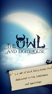 The Owl and Lighthouse - story collecting for pc