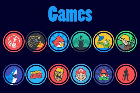 Pixel Ring - Icon Pack