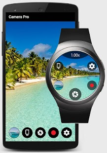 Camera Pro - Remote Control for Samsung Watch for pc