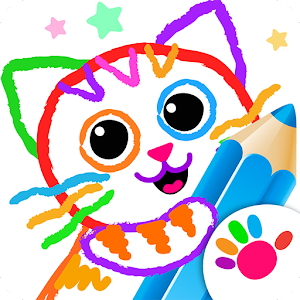 Pets Drawing for Kids and Toddlers games Preschool Online PC (Windows / MAC)