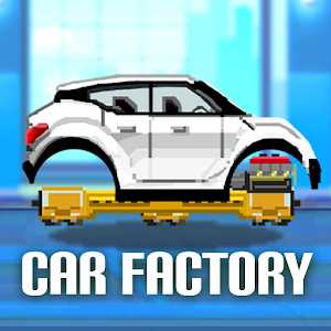 Motor World Car Factory Online PC (Windows / MAC)