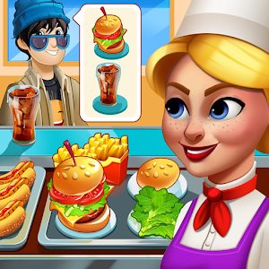 Cooking Mania - Girls Games Food Craze Restaurant Online PC (Windows / MAC)