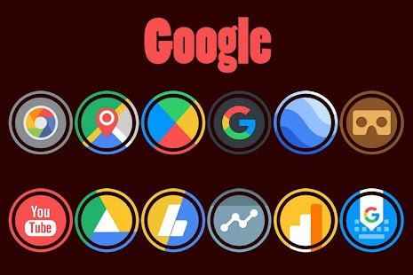 Pixel Ring - Icon Pack for pc