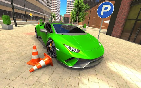 Ultimate Car Parking Simulator – Car Parking Games for pc