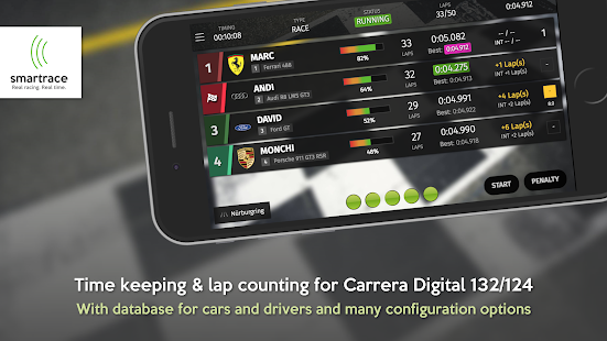 Carrera® Digital Race Management - SmartRace for pc