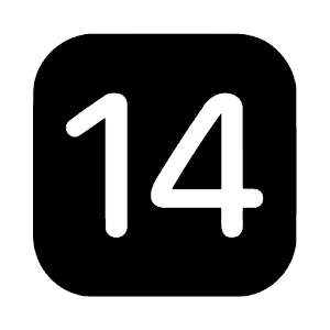 iOS 14 Black - Icon Pack Online PC (Windows / MAC)