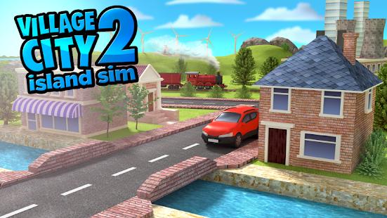 Village City Simulation 2 for pc