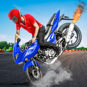 Bike Stunt Games- Free Racing Dirt Bike Games 2020 Online PC (Windows / MAC)