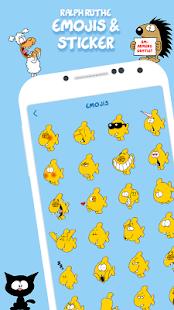 Ruthe Cartoons - Emoji & Sticker Keyboard App for pc