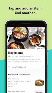 Deliveroo: Takeaway food Screenshot