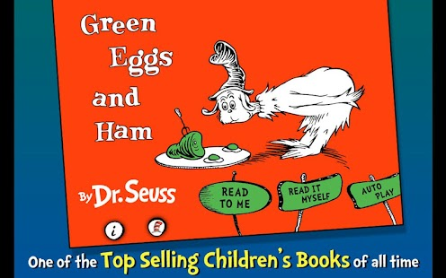 Green Eggs and Ham - Dr. Seuss for pc